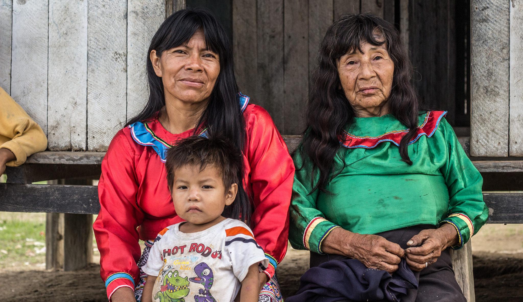 International Women's Day: Indigenous women off the charts