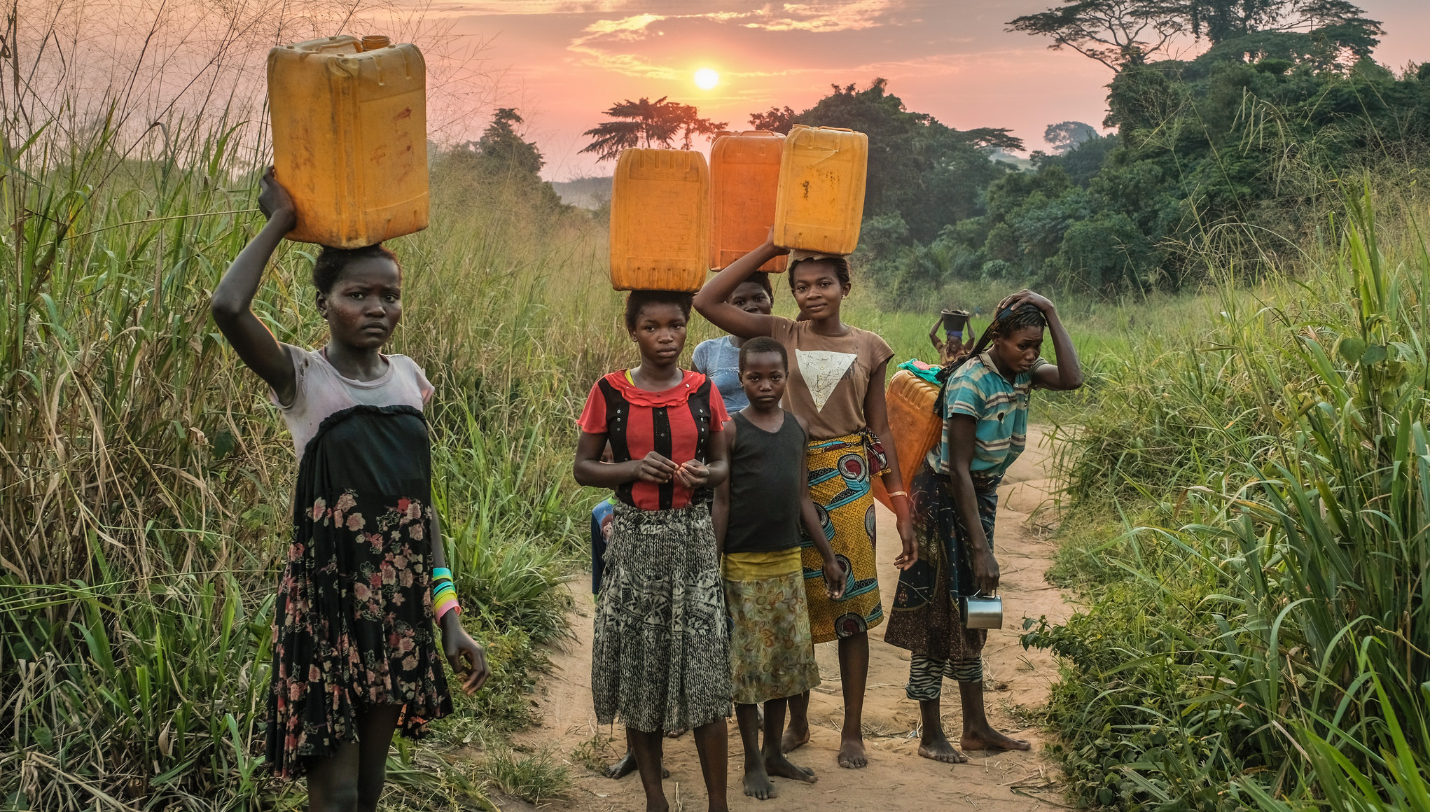 women, water, water a nd forests, world water day, international forests day
