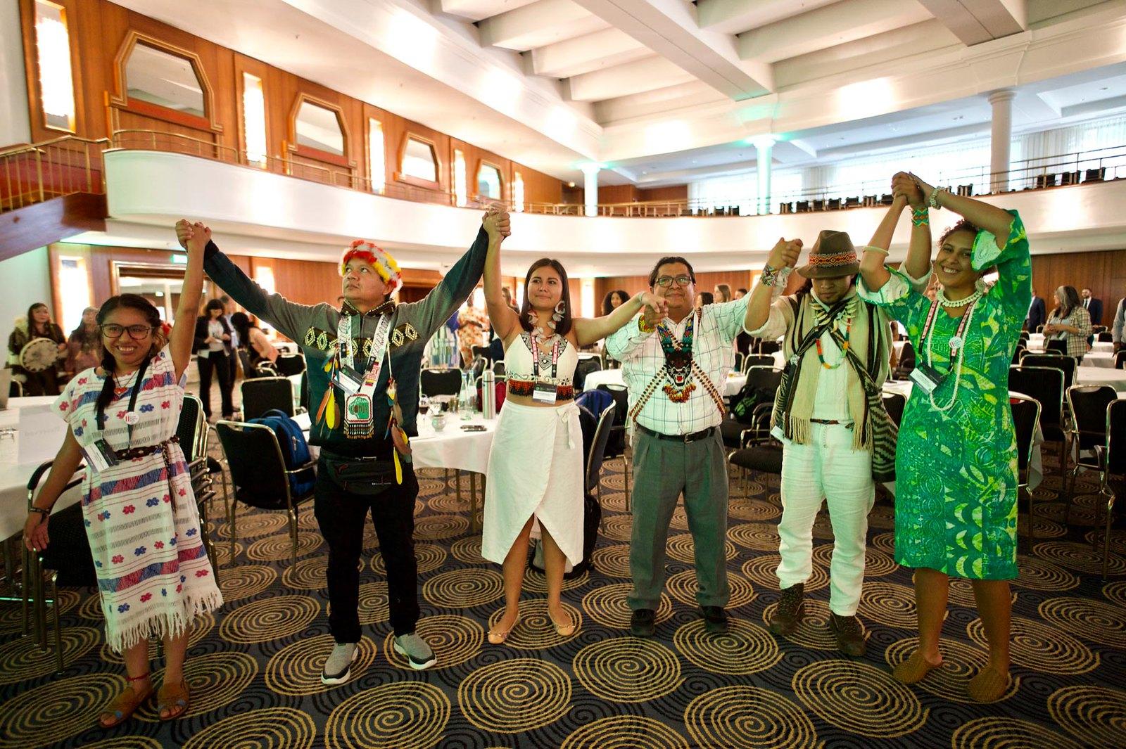 Los pueblos indígenas son esenciales para resolver la crisis climática y proteger los bosques