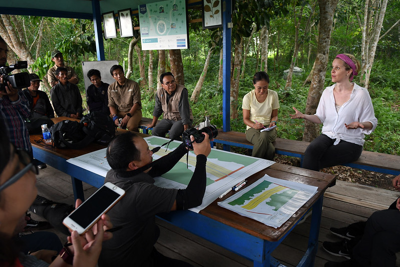 Putting people at the heart of peatland conservation efforts in Borneo