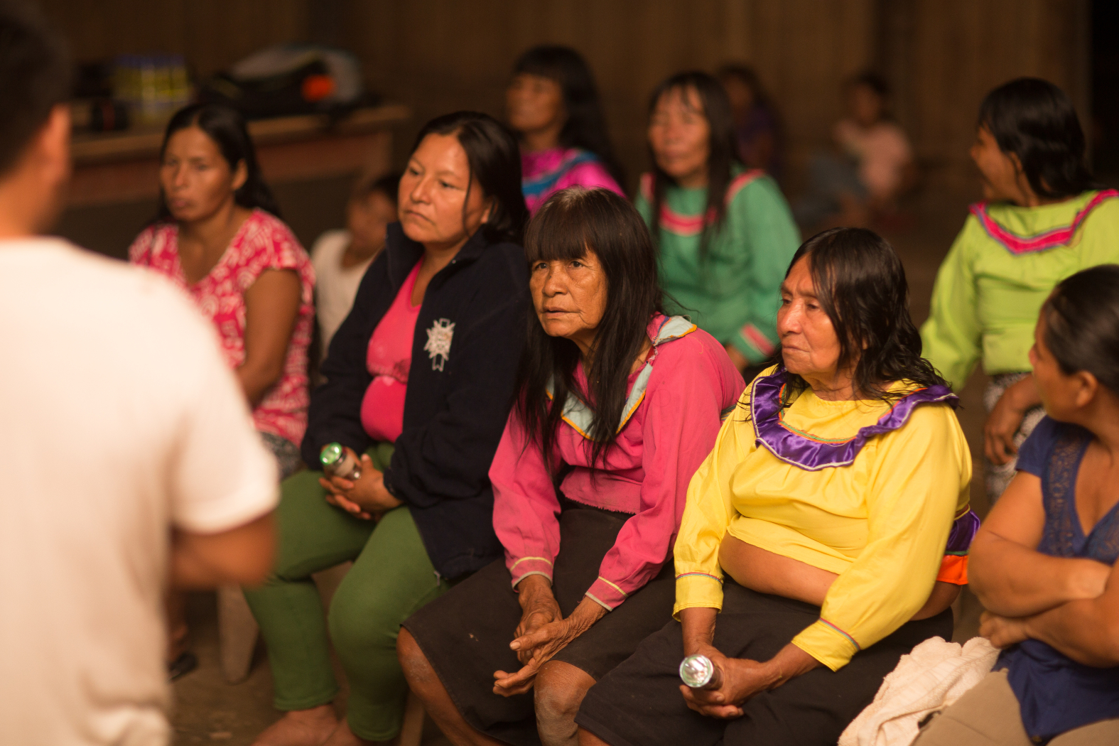 Making space for women and Indigenous Peoples at the decision-making table